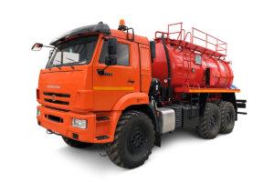 АКН 10 на базе КамАЗ 43118-7