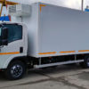 Изотермический фургон Isuzu NQR 90LK с ХОУ Thermo King C-450e max 30